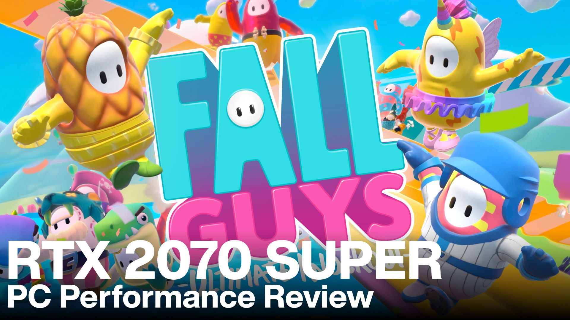 Fall Guys is Lots of Fun (and Runs Great on PC, of Course)